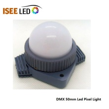 50mm LED RGB DMX Dot Lights