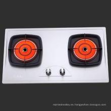 Catalizador de metal para hornos y hornos industriales