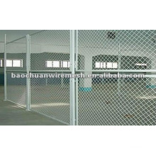50*200mm pvc coated welded wire mesh / welded wire mesh fence