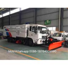Caminhão de remoção de neve 6x4 Sinotruck Howo