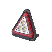 Tragbares wasserdichtes LED-Flutlicht-Dreieck-Warnlicht