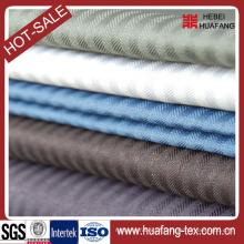 Tipos de tecidos Fishbone para camisa e bolso