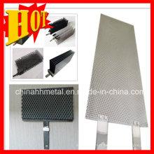 Ru-IR et Platinum Titanium Mmo anodes Feuille et plaque