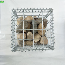 Galvanized Wire Mesh Gabion Box Basket