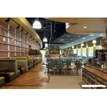 Food Centre Customized Restaurant Dining Sets (FOH-FCS1)