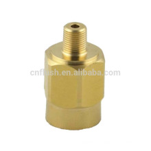 High quality and precision brass electrical components
