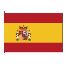 Shining Stormflag Spain flag
