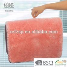 Polyester Mikrofaser waschbar große billige Großraum Teppiche