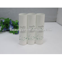 plastic empty lotion tubes