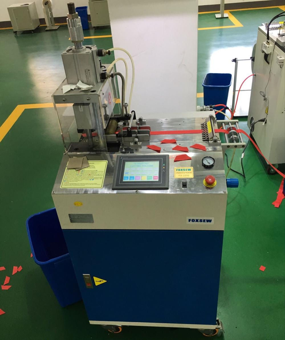 Ultrasonic Tape Cutting Machine 3