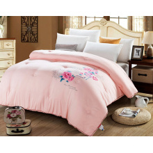 Printed Bedding Quilt Cotton/Polyster Good Selling Quilt F1835