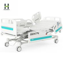 Camas médicas eléctricas del hospital de tres funciones