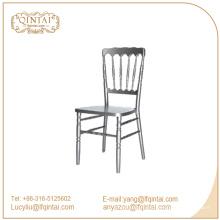 chaises en métal Napoléon chaise de mariage en napoléon dans des chaises en métal