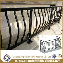Wrought Iron Steel Deck Porch Railing
