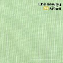 Rayon Viscose Polyester Fabric Two Tone Slub T/R Fabric