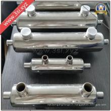 Collecteur de haute qualité de Ss utilisé dans le système de pompe (YZF-AM454)