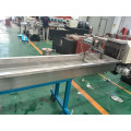 plastic recycling granule single screw extruder line