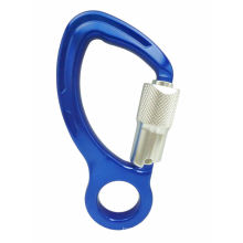 A301KTL-3 Alumínio Triple Lock Captive Eye ANSI Padrão ASSE CSA Certified Carabiner
