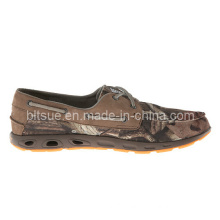 Nature New Style Leather Boat Shoes