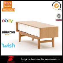 Coffret en bois moderne et élégant avec portes