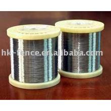 alambres de acero inoxidable