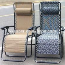 Outdoor folding sun lounger chairs, Portable chaise lounge chair/folding beach lounger