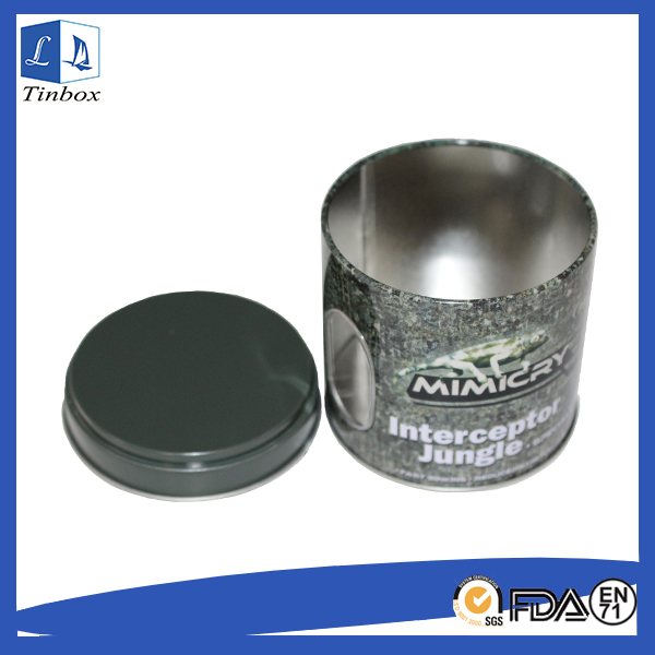 High End Fishing Line Box com janela