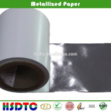 Papel prata metalizado para impressão