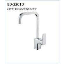 Bd3201d Brass Single Lever Kitchen Mixer 35mm