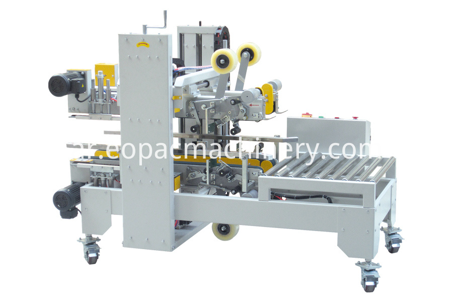 Automatic Flaps Folding Case Sealer