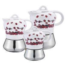 2/4 / 6cups Mocha Pot Machine à café
