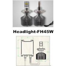 12V Led Super Bright Led Headlight Kit H4
