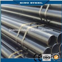 Стандартная ASTM A53 A500 BS1387 Углеродистая стальная труба ERW