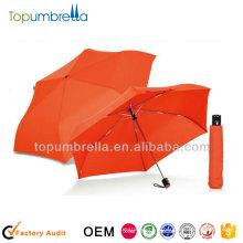 parapluie de soleil personnel parapluie de plein air orange