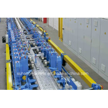 High Speed CE Certificated Punching Press Machine Cable Tray Roll Forming Making Machine