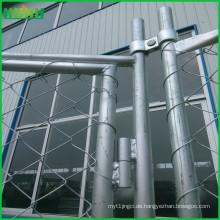 Neuseeland Standard geschweißte Stahlkonstruktion temporärer Zaun