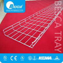 Cable Mesh with tailored accessories to support cables