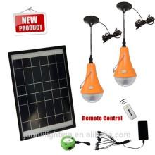 Nuevo CE multifuncional LED camping iluminación solar (JR-SL988Series)