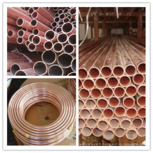 Climatiseur et réfrigérateur Tube de cuivre rouge C11000 C12200