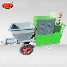 Замазки распыляя машина перевода цемента спрей штукатурка машина
