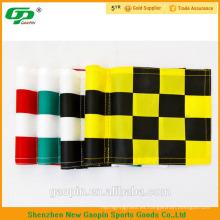Golf barato poniendo banderas verdes / banderas de mini golf