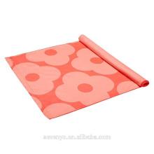 ЭКО-печать цветочным узором коврик для йоги полотенце ЫТЬ-003
