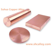 Cubeco Nickel Beryllium Kupferlegierung