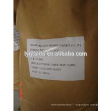 Utilisé comme agent de levage, régulateur de pâte Monohydrate de phosphate monohydraté Fabricant