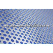 Hojas perforadas de acero inoxidable (fábrica)