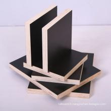 Contreplaqué de contreplaqué de contreplaqué de 18mm de film brun / coffrage de contreplaqué