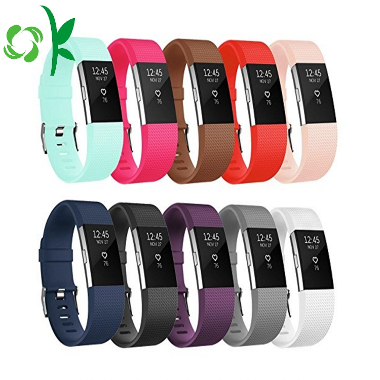 Wonderful Color Silicone Watch Band