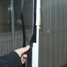 cheap magnetic magic mesh interior door screen