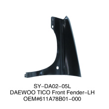 Front Fenders-L For Daewoo Tico