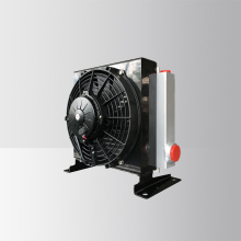 Hydraulic Oil Cooler Electric Fan